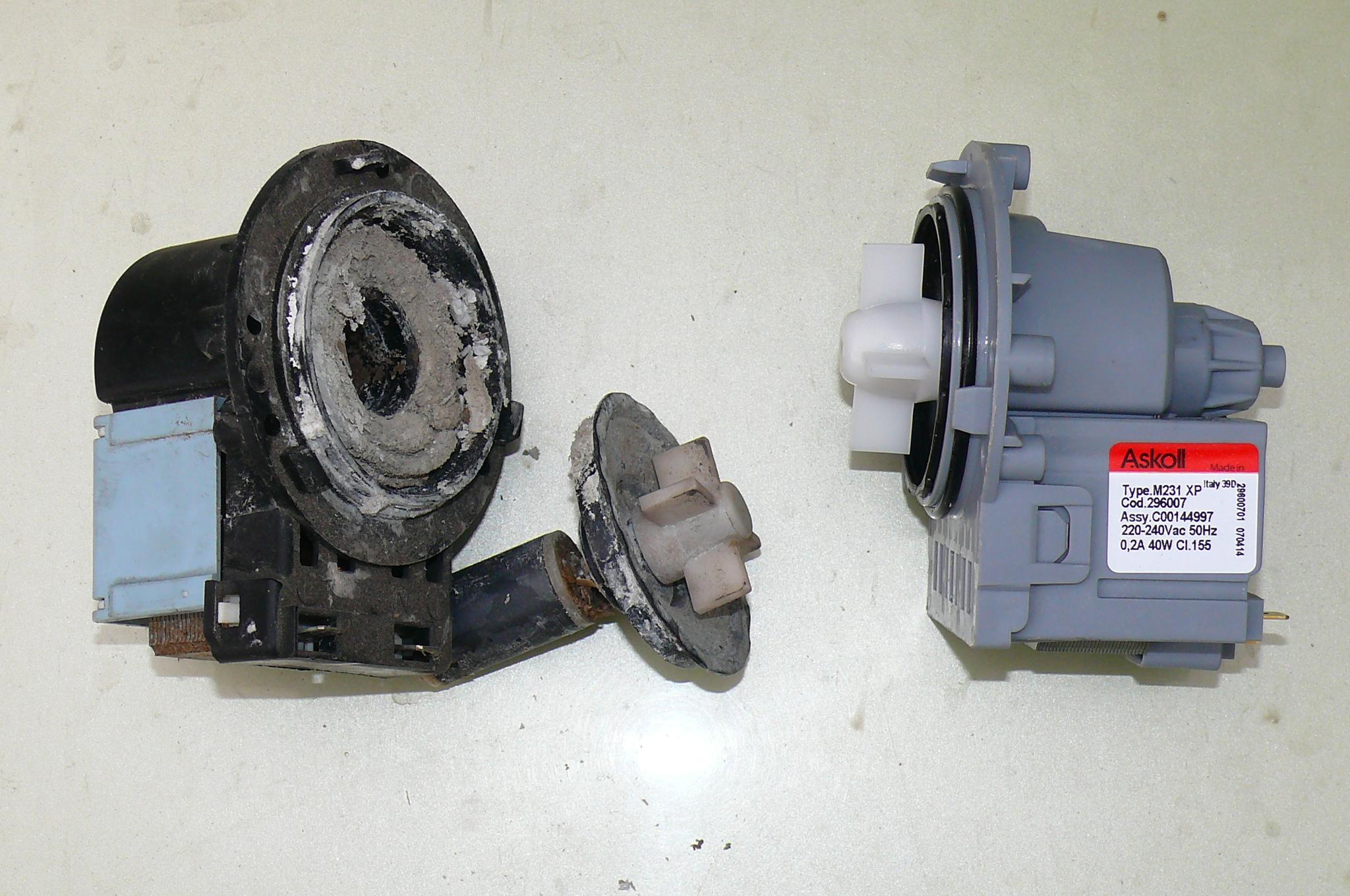 Ремонт стиральной машины самсунг ремонт помпы